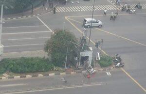 Foto-foto Bom Sarinah Beredar di Media Sosial