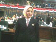 Posisi SM Hartono Diganti Ade Rossi Sebagai Wakil DPRD Banten