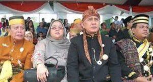 Haru dan Sedih, Putra Sulung TB Ismetullah Gelar Akad Nikah di Depan Jenazah Sang Ayah