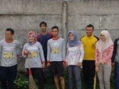 Ciptakan Lingkungan Sehat dan Asri, Kepala Desa Cirarab Lakukan Kerja Bakti Bersama Warga dan Pemuda