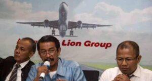 Direktur Lion Air Bantah Pilotnya Ditangkap BNN