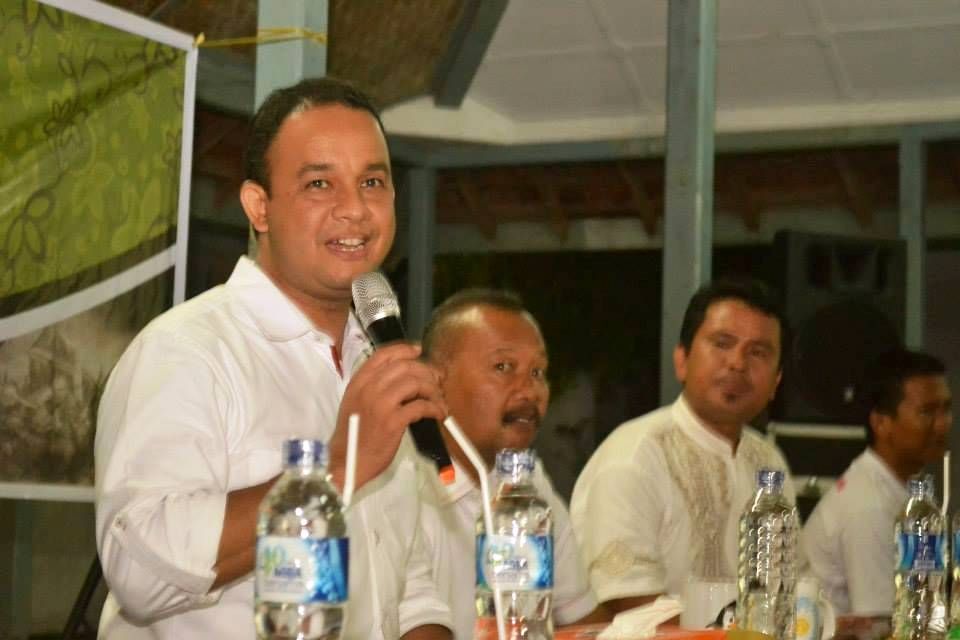 Image result for anies datang