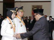 Airin-Benyamin Resmi Pimpin Kota Tangerang Selatan Untuk Periode Kedua