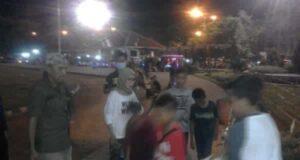 Sambil Bermalam Minggu di Alun-alun Rangkasbitung, Bupati Lebak Ajak Masyarakat Peduli Lingkungan
