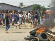 Lokalisasi Dadap Mencekam Jelang Pembongkaran