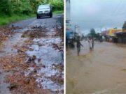 Satu Keluarga Meninggal Dunia Terjebak Banjir Bandang di Dalam Mobil