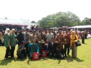 Posraya Indonesia Hadiri Peringatan HUT Kemerdekaan RI ke-71 di Istana Bersama Jokowi