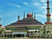 Presiden Jokowi Akan Shalat Idul Adha di Masjid Raya Al-Bantani