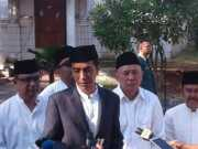 Shalat Idul Adha di Kota Serang, Jokowi Maknai Idul Adha untuk Berbagi