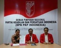 PKP Indonesia Gugat Kemenkumham ke PTUN