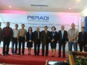 Enny Sri Handajani Resmi Dilantik Jadi Ketua DPC Peradi Tangerang