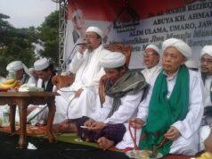 Habib Rizieq Shihab Serukan lawan Penjajah Negeri di Banten