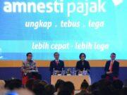 Sosialisasi Tax Amnesty Periode II, Presiden Jokowi: Saya Ingin Dorong Lagi Arus Uang Masuk