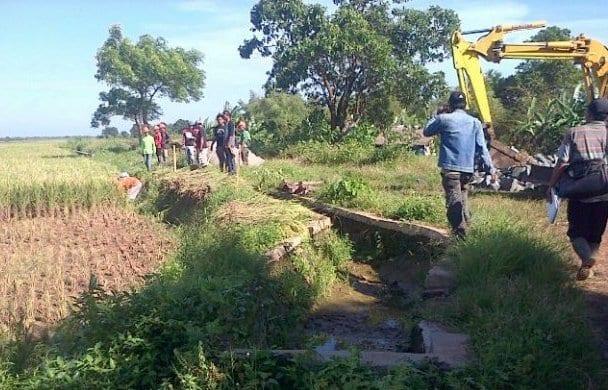 Petani Sindang Jaya Tangerang Tuntut Ganti Rugi Terkait Pembangunan Jalan