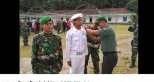 Ikut Terlibat Latihan Bela Negara dengan FPI, Dandim Lebak Banten Dicopot