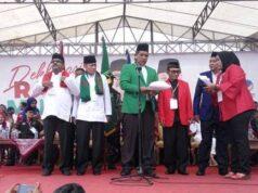 Kampanye Akbar Rano-Embay Bakal Dihadiri Tiga Ketua Umum Partai Pengusung