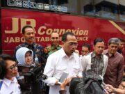 Bus JR Connexion Rute Jabodetabek Diresmikan di ITC Mangga Dua
