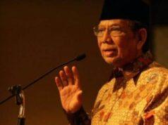 Mantan Ketua Umum PBNU, KH Hasyim Muzadi Meninggal Dunia