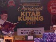 Musabaqoh Kitab Kuning Tingkat se-Tangerang Raya Digelar di Ponpes Nur Antika