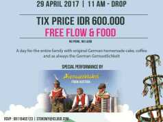Rayakan Maifest Day dengan Nuansa Jerman di The Breeze BSD City