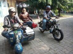 Uji Kebijakan Ongkos Kirim Gratis Presiden Jokowi, Relawan Motor Literasi Kirim Paket Buku ke Sejumlah Daerah di Indonesia