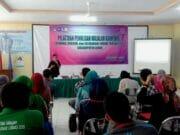 Tangkal Berita Hoax, Kantor Bahasa Banten Gelar Pelatihan Menulis Majalah Kampung