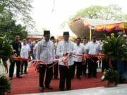 Gubernur Banten Wahidin Halim meresmikan masjid An-Nur SMK Negeri 2 Kota Serang