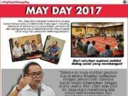 Menaker: Rayakan Hari Buruh Internasional dengan Kegiatan Positif