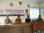 Ace Hasan Syadzily: Desa Harus Jadi Ujung Tombak Pembangunan Nasional