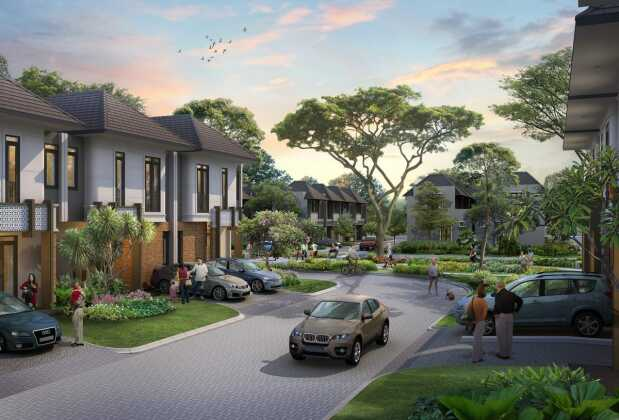 Sinar Mas Land Luncurkan Avezza, Cluster dengan Konsep Beautiful Living di the Mozia BSD City