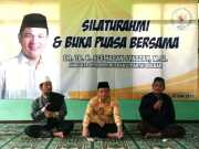 Bersilaturahmi di Pondok Pesantren Qutrothul Falah, Ace Hasan: Jangan Anti Terhadap Politik