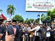 Presiden Jokowi Ingin Gubernur Aceh Terpilih Ciptakan Suasana Kondusif Bagi Investasi