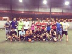 Kopdar Keluarga Besar Xtraordinary Grandlivina Indonesia Dimeriahan dengan Bermain Futsal
