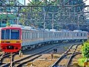PT. Kereta Api Indonesia (PERSERO) Bongkar Bangunan Ruko Di Rangkasbitung