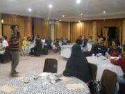 Relawan Yhannu Setyawan Gelar Family Ghatering