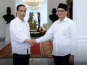 Bertemu Jokowi di Istana Negara, Wahidin dan Andika Keluhkan Banyak Jalan Rusak di Banten