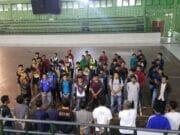 Jalin Persatuan, Aliansi Mahasiswa Peduli Lebak (AMPELA) Gelar Kompetisi Futsal