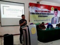 Ace Hasan: Korupsi Penyelenggara Pemerintahan Daerah Ciderai Semangat Otonomi
