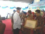 Salam Literasi dari Gubernur Banten untuk Pegiat Perpustakaan