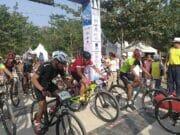Mountain Bike Cross Digelar di Festival Pesona Tanjung Lesung 2017