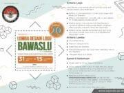 Ayo! Ikut Lomba Desain Logo Bawaslu