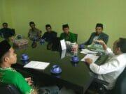 Bersama Wakil Bupati Lebak, IPNU Banten Bahas Soal Kebangsaan