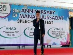 Hadapi Era Globalisasi, Ponpes Modern Manahijussadat Gelar Speech Contest