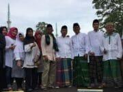 Ayo! Ikuti Jalan Santai Sarungan Festival Al Azhom Kota Tangerang