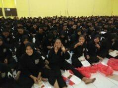 Sambut Malam 1 Suro, Pesilat Setia Hati Terate Tangerang Gelar Kirab Napak Tilas