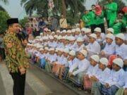 Yayasan Bintang Rahmah Gelar Sunatan Massal