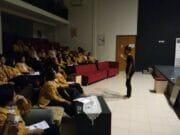 BEM FT Universitas Serang Raya Menggelar Training Kepemimpinan