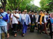 Wali Kota Tangerang Ajak Gerak Jalan Sarungan Bersama Masyarakat
