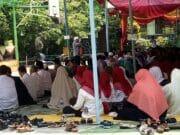Khatam Al-Qur'an kelima, SMPN 9 Kota Tangerang Hadirkan Aa Gym