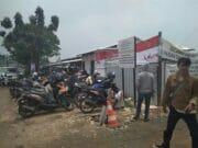 Satpol PP Kota Tangerang Relokasi Pasar Lembang Ciledung